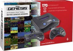Sega Retro Genesis Modern 170-in-1