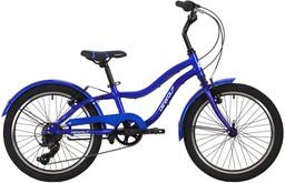 "Велосипед Dewolf Sand 20 Chrome Blue 20"""