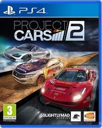 Project Cars 2 PS4 русские субтитры