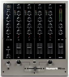 Микшерный пульт Numark M6 USB