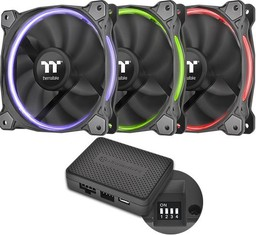 Thermaltake Riing 14 RGB Radiator Fan...