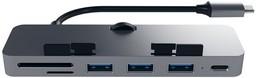 USB-концентратор Satechi Type-C Clamp...