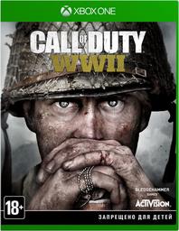 Call of Duty: WWII Xbox One русская в...