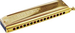 Hohner Super 64C 7583/64 C Gold