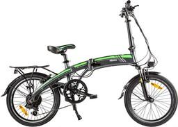 """Велосипед Eltreco Leto Matt Black 20"""""""