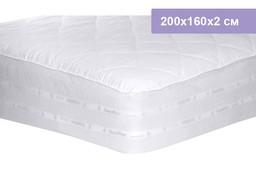 Наматрасник Nuvolo белый 200x160x2 см