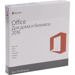 Microsoft Office Home and Business 20...