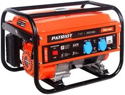 Электрогенератор Patriot SRGE3500