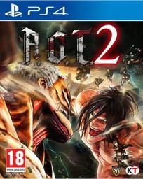 Attack on Titan 2 PS4 английская версия