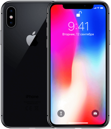 Смартфон Apple iPhone X 256Gb S...