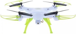 Квадрокоптер Syma X5HW White/Green