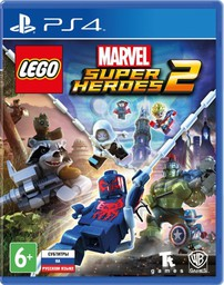 Lego Marvel Super Heroes 2 PS4 русски...