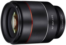 Samyang AF 50mm f/1.4 FE AS UMC Sony E