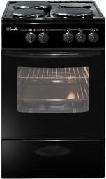 Плита Лысьва ЭП 301 черный, без крышки