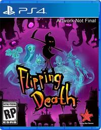 Flipping Death PS4 английская версия