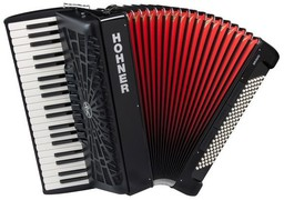 Hohner The New Bravo III 120 Bl...