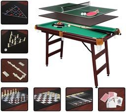 Бильярдный стол Fortuna Пул 4FT 9 В 1