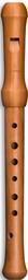 Блок-флейта Mollenhauer 19141 Waldorf...