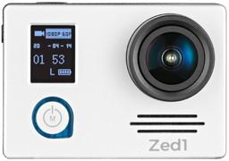 Экшен-камера AC Robin Zed1 Silver