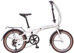 Велосипед Novatrack TG-20 (2016) белы...