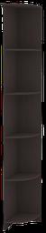 Стеллаж Цвет Диванов Тибр-08 венге 60...