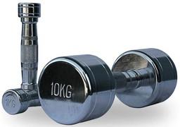 Body-Solid D-04 10 пар 1-10 кг