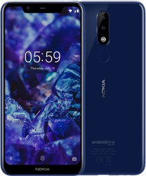 Смартфон Nokia 5.1 Plus TA-1105 LTE 3Gb…