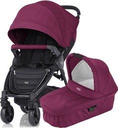 Коляска Britax B-Agile 4 Plus Wine Re...