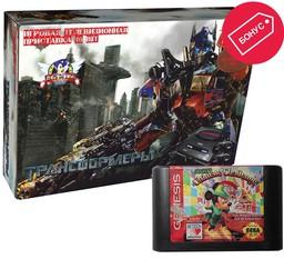 Sega Mega Drive 2 Трансформеры ...
