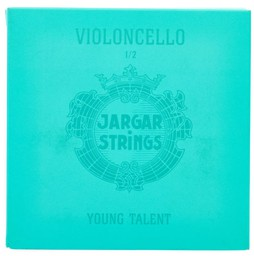 Jargar Strings Cello-1/2-Set Young Ta...