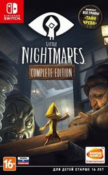 Little Nightmares. Complete Edition N...