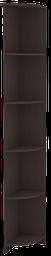 Стеллаж Цвет Диванов Тибр-07 венге 44...
