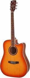 Акустическая гитара Cort AD890CF-LVBS...