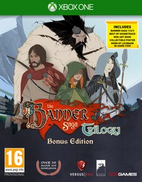 The Banner Saga Trilogy - Bonus Editi...