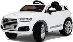 Электромобиль Barty Audi Q7 White