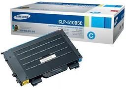 Samsung CLP-510D5C Cyan