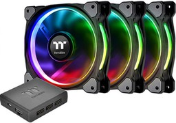 Thermaltake Riing 12 LED RGB Fan TT P...