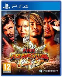 Fire Pro Wrestling World PS4 английск...