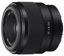 Sony FE 50mm f/1.8 SEL-50F18F