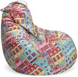 Кресло-мешок Цвет Диванов Груша розов...