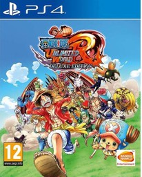 One Piece Unlimited World Red Deluxe ...