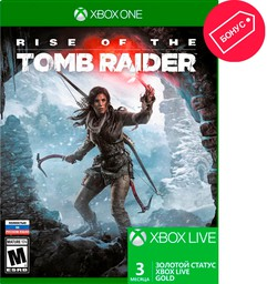 Игра Rise of the Tomb Raider Xbox One...
