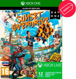 Sunset Overdrive Xbox One русская вер...