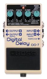 Педаль эффектов Boss DD-7
