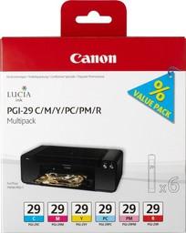 Canon 4873B005 Cyan/Magenta/Yellow/Red