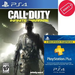 Call of Duty: Infinite Warfare PS4 ру...