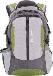 "Wenger Large Volume Daypack 15"" Green..."