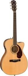 Акустическая гитара Fender PM-3CE Stand…