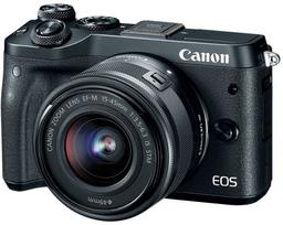 Фотоаппарат Canon EOS M6 Kit EF...