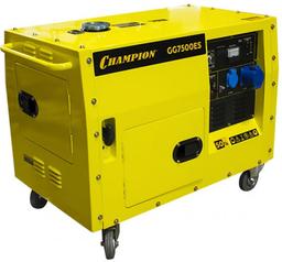 Электрогенератор Champion GG7500ES